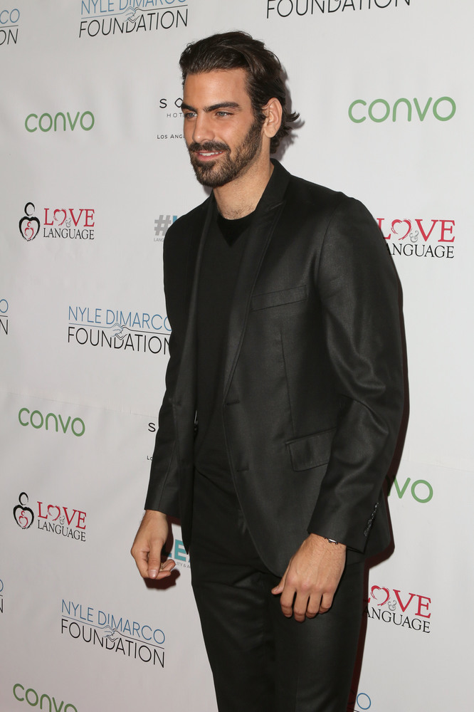 LOS ANGELES, CA - NOVEMBER 29:  Model Nyle DiMarco attends An Evening with Nyle DiMarco at the Sofitel Los Angeles At Beverly Hills on November 29, 2016 in Los Angeles, California.  (Photo by Tasia Wells/WireImage)