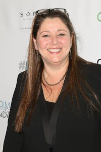 LOS ANGELES, CA - NOVEMBER 29: Actress Camryn Manheim attends An Evening with Nyle DiMarco at the Sofitel Los Angeles At Beverly Hills on November 29, 2016 in Los Angeles, California. (Photo by Tasia Wells/WireImage)